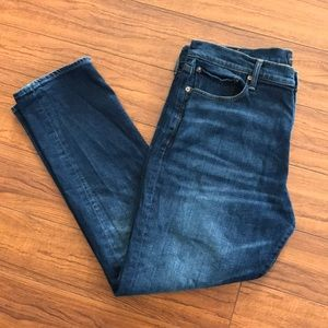 Lucky Brand 410 Athletic Slim Jeans - Men's 36/30